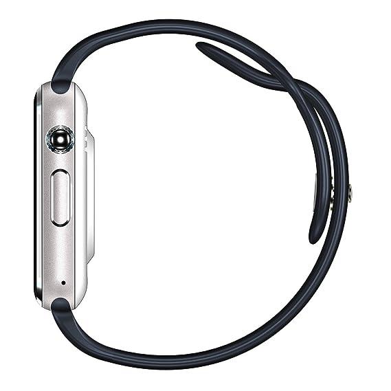 Leotec Sport X - Smartwatch con GPS, Android, Sim 3G, Camara Incorporada, Monitor de Actividad, Compatible Android y Notificaciones Inteligentes, ...