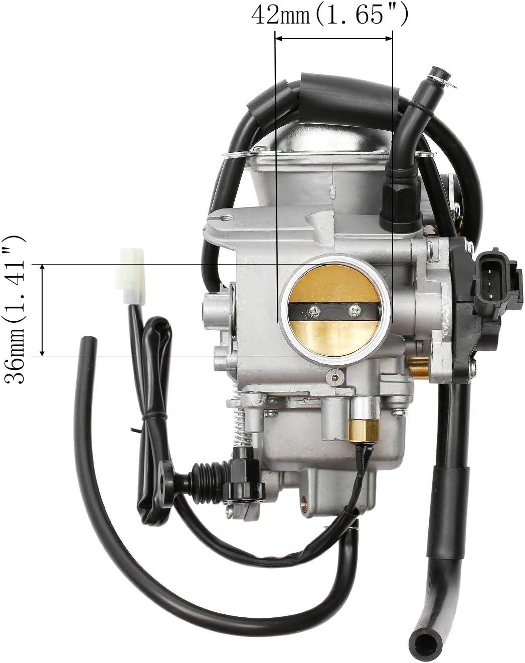 2005-2011 Honda Fourtrax Foreman 500 TRX500FE TRX500FM TRX500FPE TRX500FPM TRX500TM Carburetor for 2001-2005 Honda Foreman Rubicon 500 TRX500