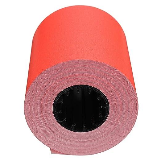 Wangyueha Rojo/Rosa/Amarillo/Azul 57 × 50 mm Impresora térmica de ...