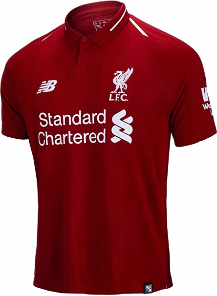 Buy Liverpool Football Jersey Home 2018-19 Online at Low Prices in ... 365dced7b