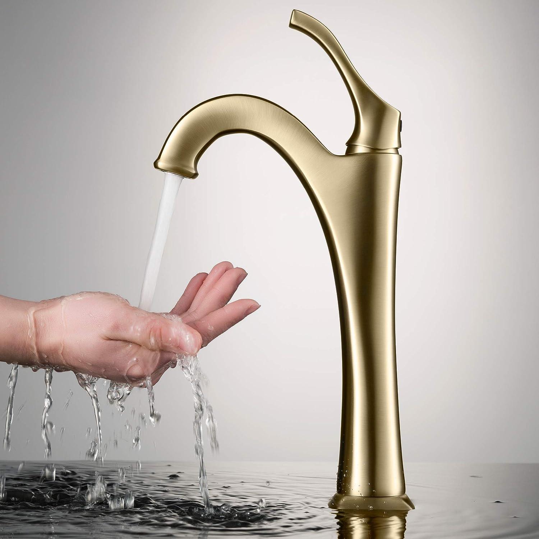 Kraus KVF-1200BG Arlo Bathroom Faucet