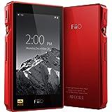 FiiO X5 3 Gen Digital Audio Player Lettore portatile Hi-Res 32/768 Rosso