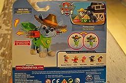 Amazon.com: Paw Patrol, Hero Pup, Cowboy Rocky: Toys & Games