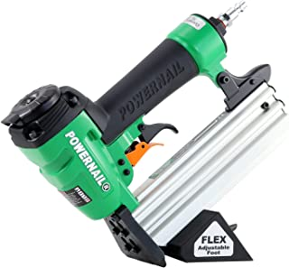 product image for Powernail Model 2000FKIT, 20-Gauge Trigger-pull Flooring Nailer for Tongue and Groove Engineered Floors