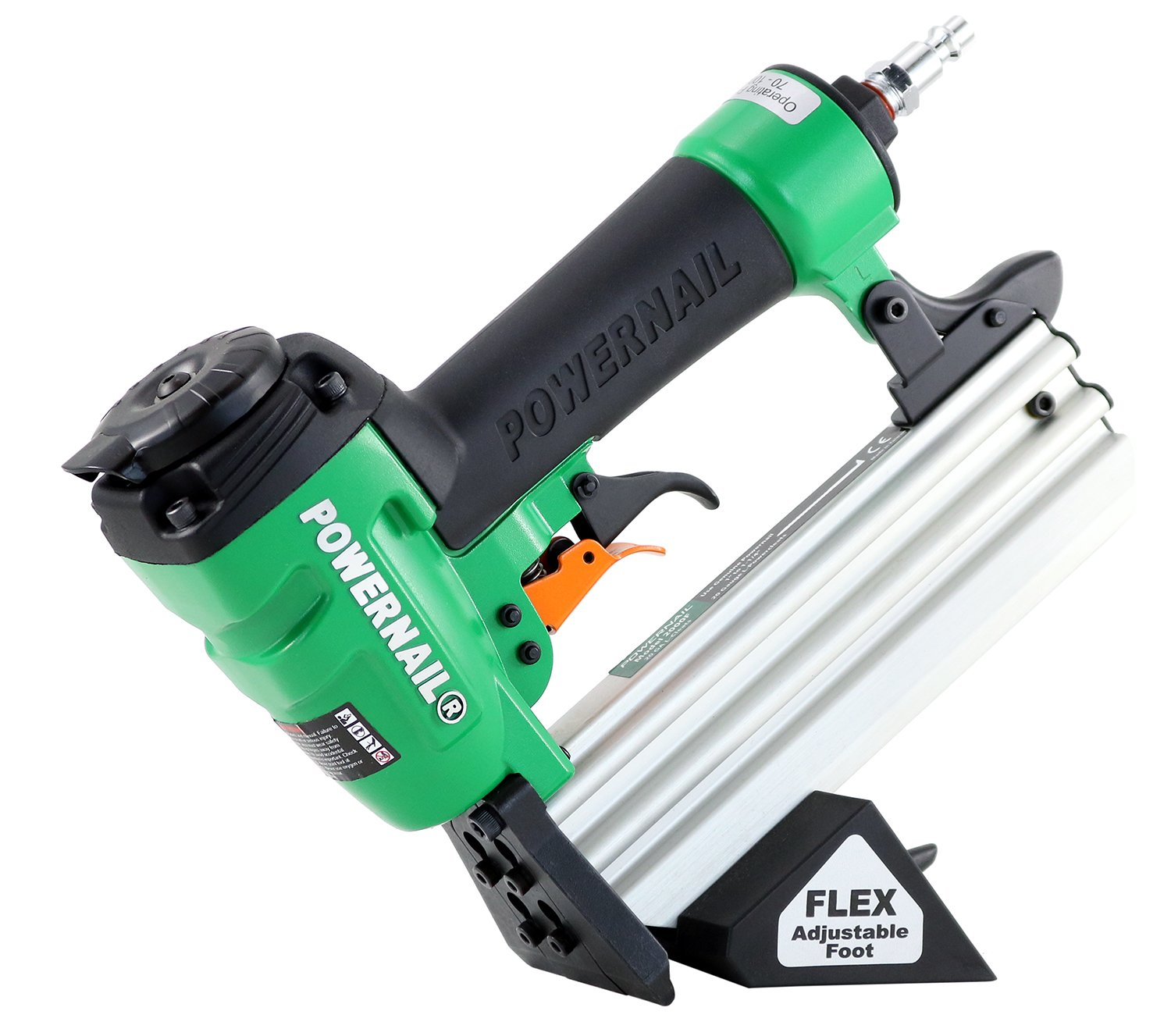 Powernail Model 2000FKIT, 20-Gauge Trigger-pull Flooring Nailer for Tongue and Groove Engineered Floors