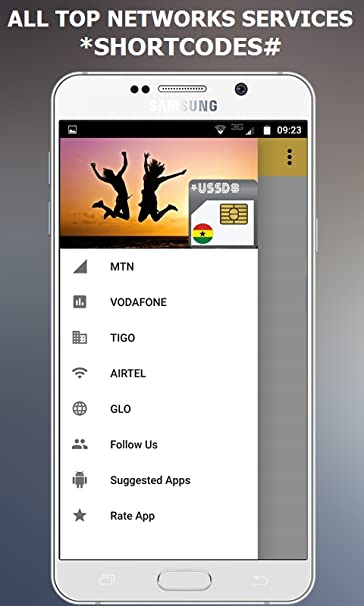 Amazon com: Ghana USSD Codes Dialer - All Networks: Appstore for Android