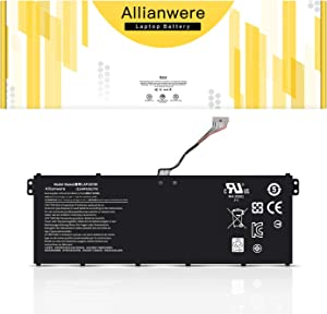 Allianwere AP18C8K Battery Compatible with ACER Aspire 5 Swift 3 Chromebook 314 C933 Series Laptop 3INP5/82/70 Battery Replacement