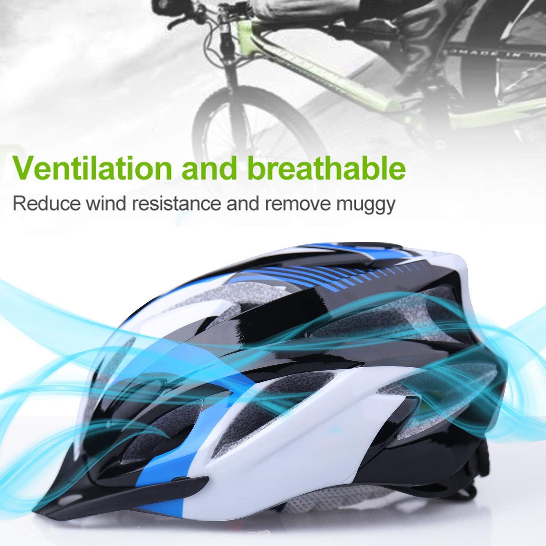 Bicycle Helmet CPSC Safety Certified for Men//Women with Detachable Sun Visor Lightweight Cycling Helmet Adjustable Size for Adult Mountain Road Biking WONEIRA Bike Helmet
