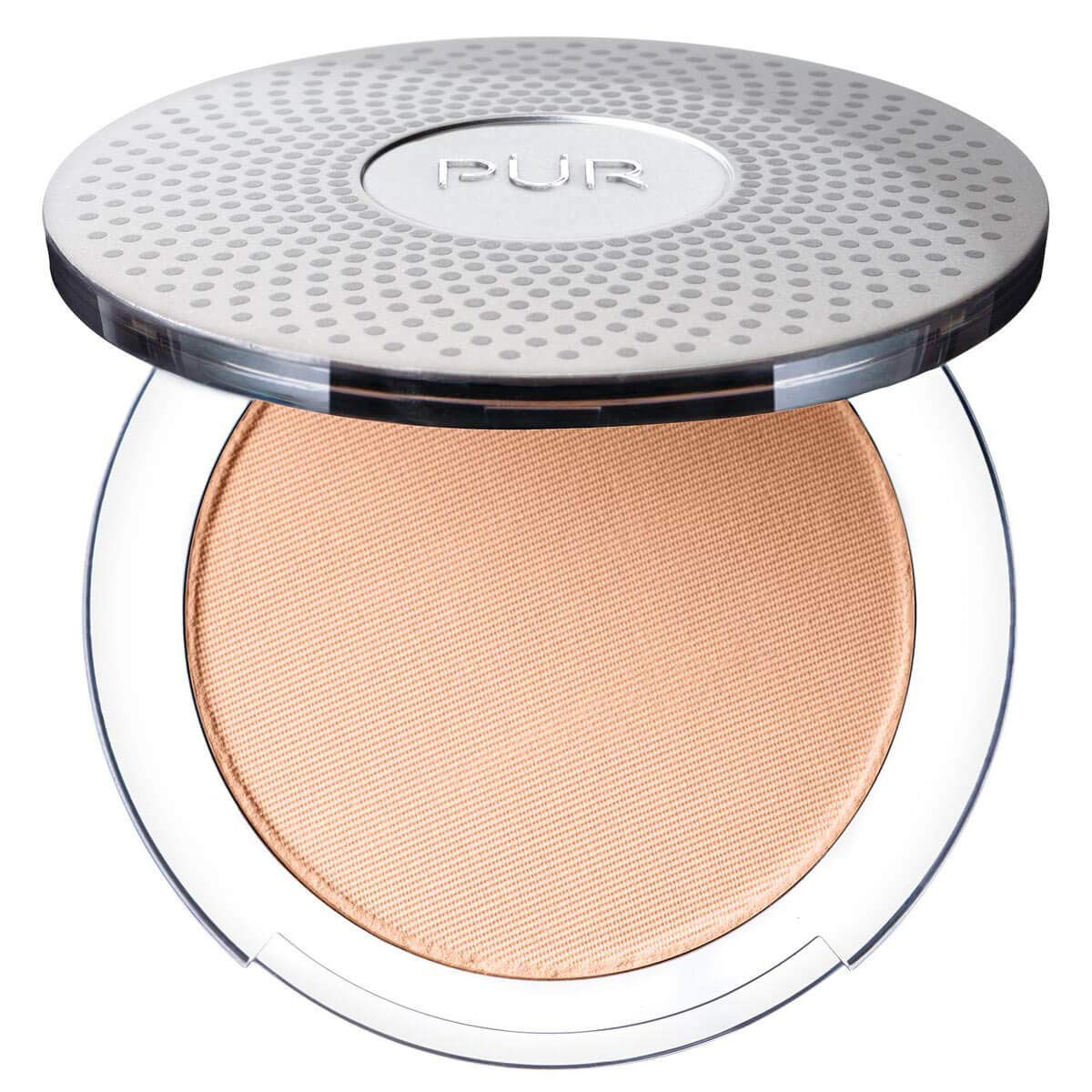 PÜR 4-in-1 Pressed Mineral Makeup with Skincare Ingredients in Blush Medium: Premium Beauty