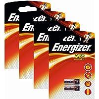 """Energizer - Batteria alcalina speciale""""Mangan A23"""", 12 V, 4x confezioni da 2"""