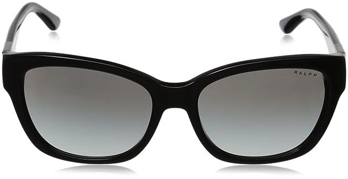 RALPH Women's 0RA5208 137711 Sunglasses, Black/Gradient, 55: Amazon.co.uk:  Clothing