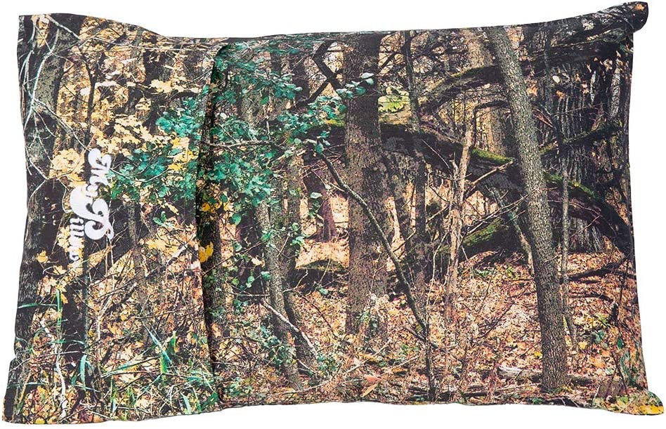 MyPillow Roll & GoAnywhere Pillow (Woodland)