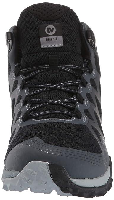 589822cf1fd Merrell Women's Siren 3 Mid Waterproof Hiking Shoe