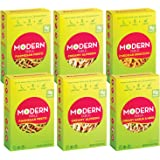 Modern Table Gluten Free, Lentil Pasta Meal Kit, Variety Pack, 6 Count