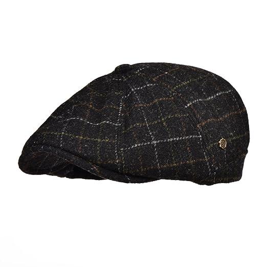 07c10244348a1 VOBOOM Winter 8 Panel Wool Tweed Newsboy Gatsby Ivy Cap Golf Cabbie Driving  Hat (188