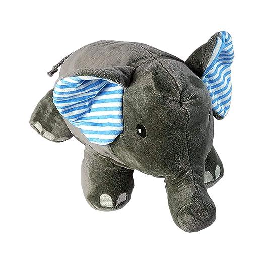 Mojawo Baby - Plástico Infantil Animales Elefante De Peluche ...