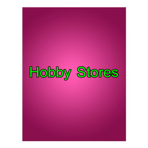 Reviews/Comments Hobby Stores