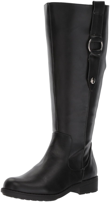 LifeStride Women's Unity-Wc Harness Boot B07218S91R 6.5 M US|Black