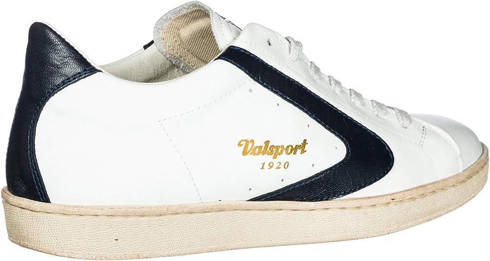 Valsport 1920 Basket Homme Bianco 45 EU:
