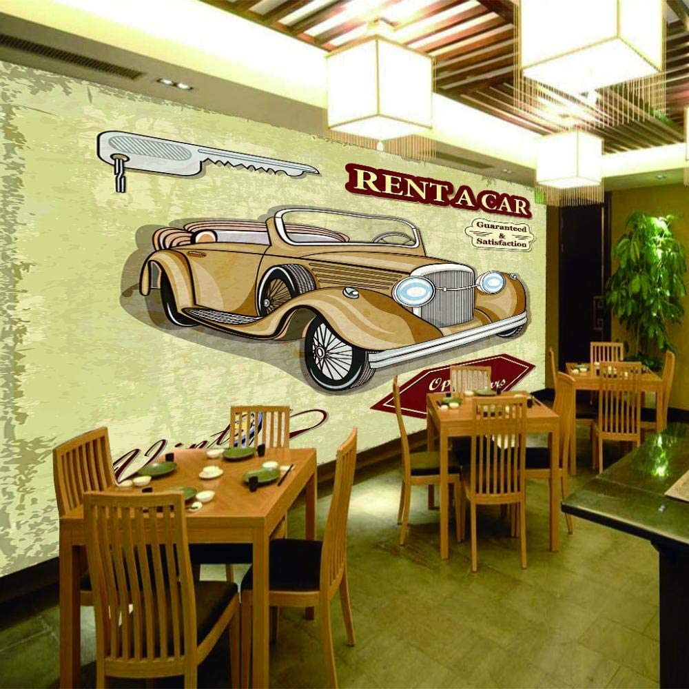 Details about  /3D Auto Balloon H47 Car Wallpaper Wall Mural Self Adhesive Removable Angelia show original title