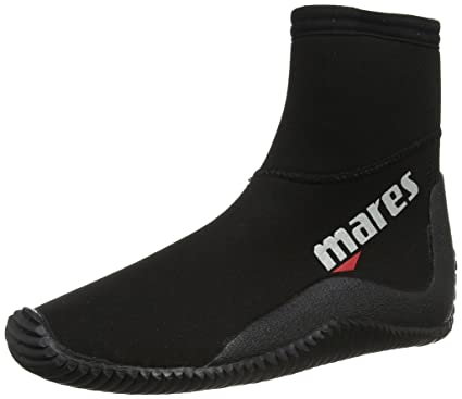 d781b9418e0b Amazon.com   Mares Rubber Sole Classic 5mm Dive Boot   Sports   Outdoors