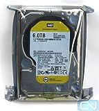 "WD Ae 6TB Hard Drive for Backup Storage - 3.5"" HD, SATA 6 Gbps, 64MB Cache - WD6001F4PZ"