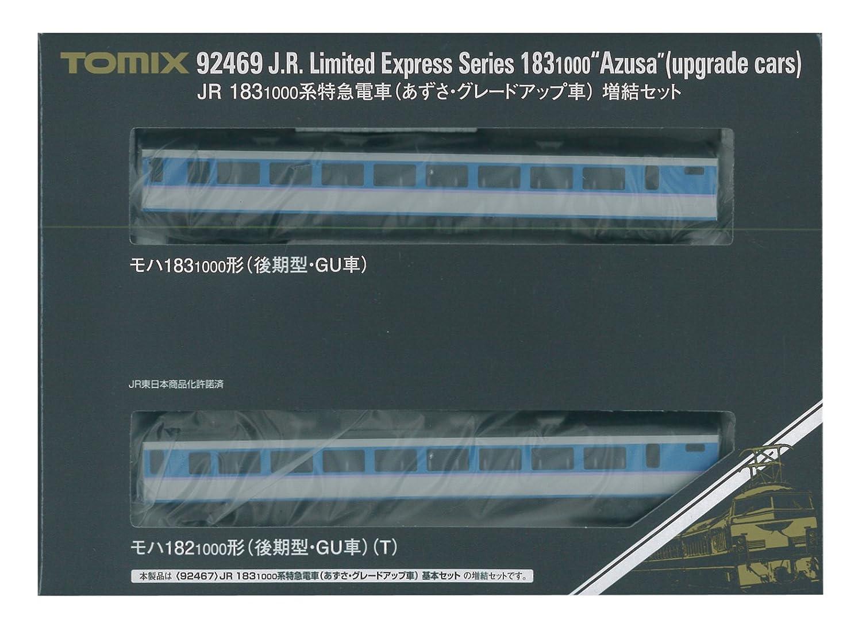 barato J.R. J.R. J.R. Limited Express Train Series 183-1000 [Azusa Upgrade Car] (Add-On 2-Car Set) (Model Train) by Tomytec  moda