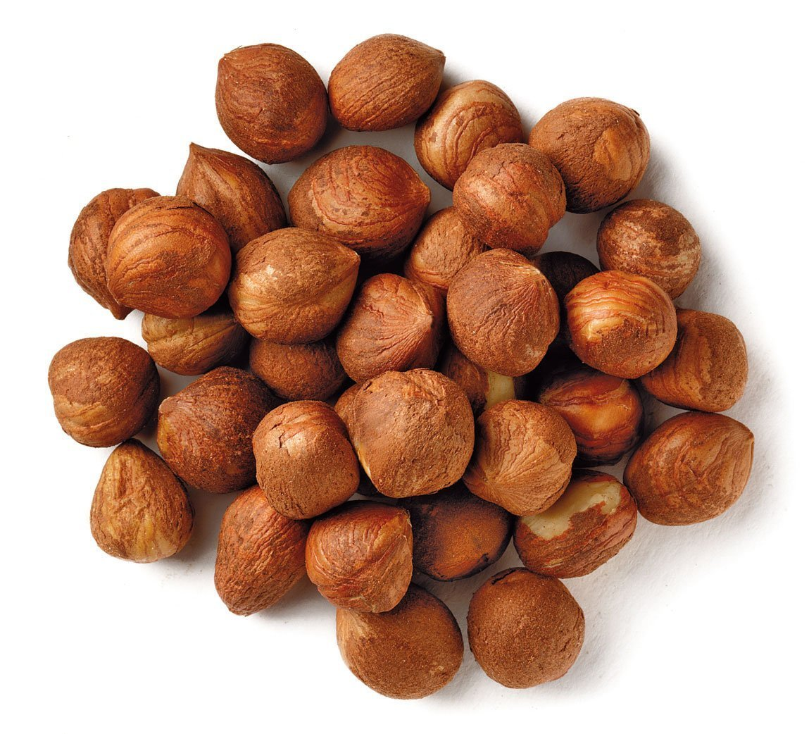 Anna and Sarah Raw Oregon Hazelnuts (Filberts) in Resealable Bag, 1 Lb