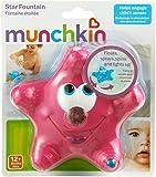 Munchkin Star Fountain - Pink