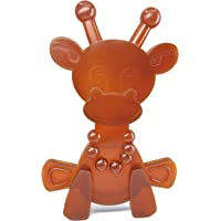 Bambeado Amber Teething Toy Little Bamber Is A Amber And Rubber Giraffe Teething Toy For Natural Teething Pain Relief…