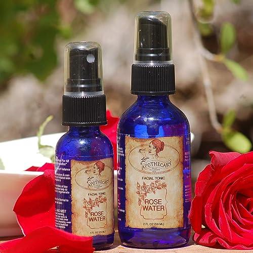 Amazon com: Rose Water Facial Tonic 2oz: Handmade