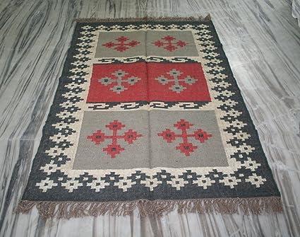 Tappeti Kilim Marocco : Silkroude kelim tappeto vintage indiano tappeto kilim afghan tappeto