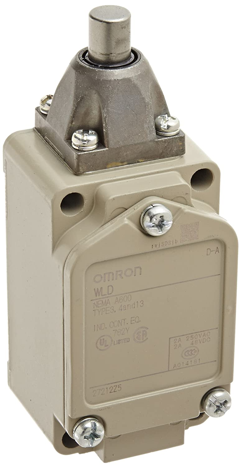 omron wld general purpose switch standard load top plunger