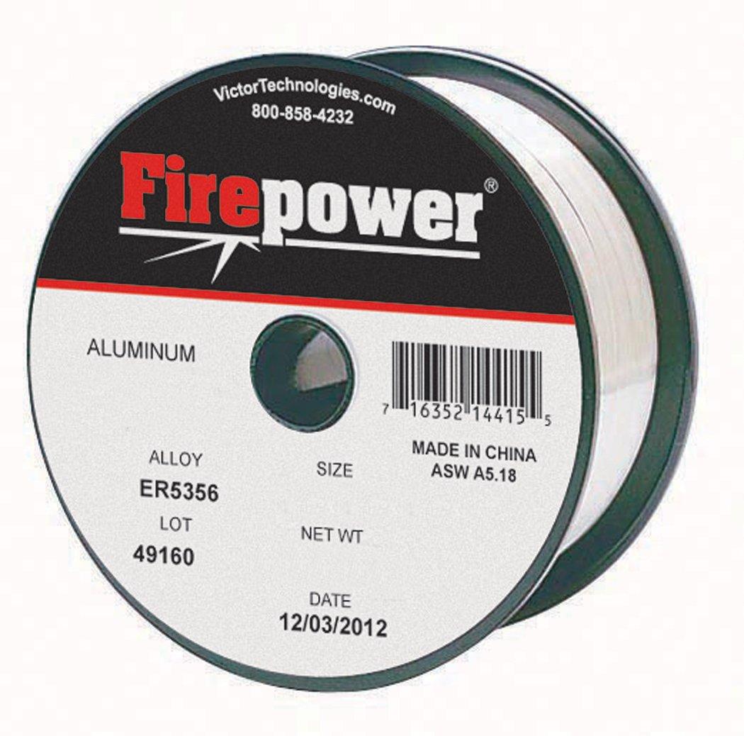 Firepower 1440-0445 MIG Aluminum Solid Welding Wire 0.035-Inch Diameter, 3-Pound by FirePower B00GHN8A2O