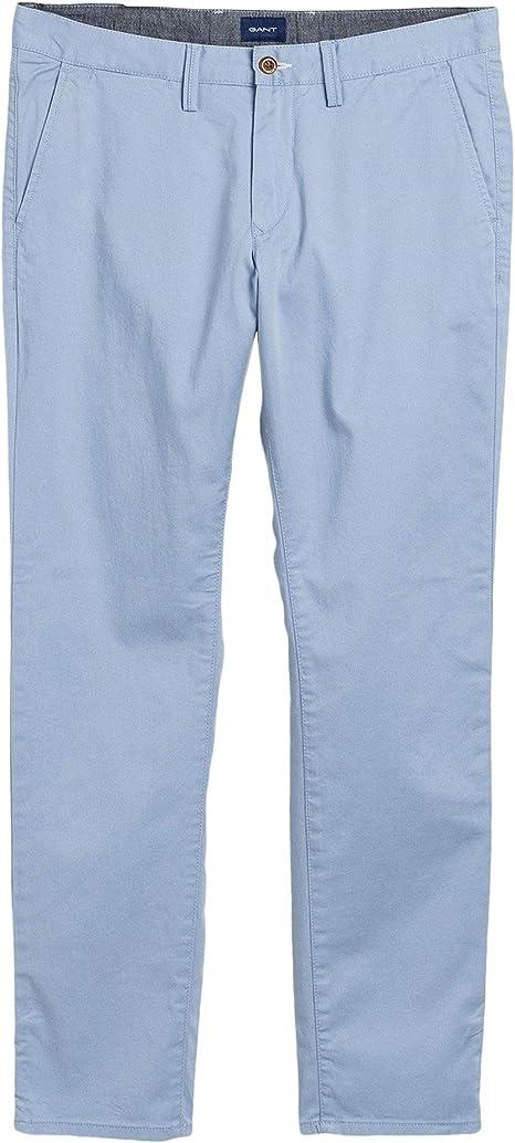 GANT Slim Jeans Pantaloni Eleganti da Uomo