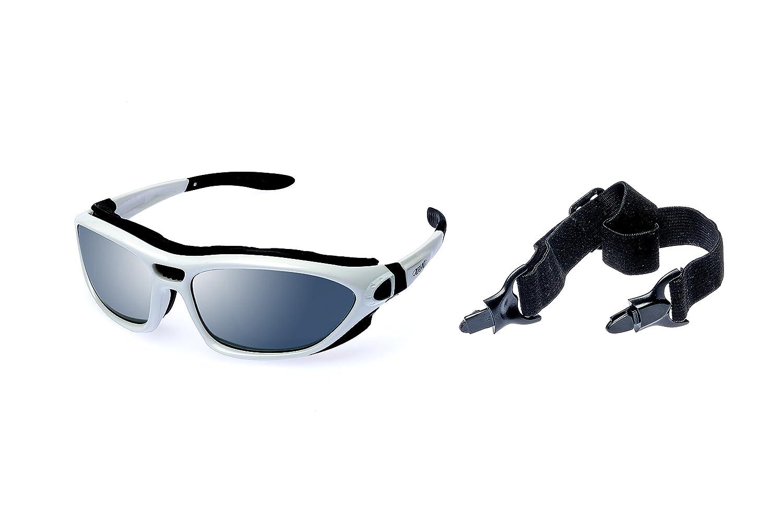 Ravs Lunettes De Ski, Montagne , Glacier , Lunettes De Sport De Kite / Inclus Boftbag