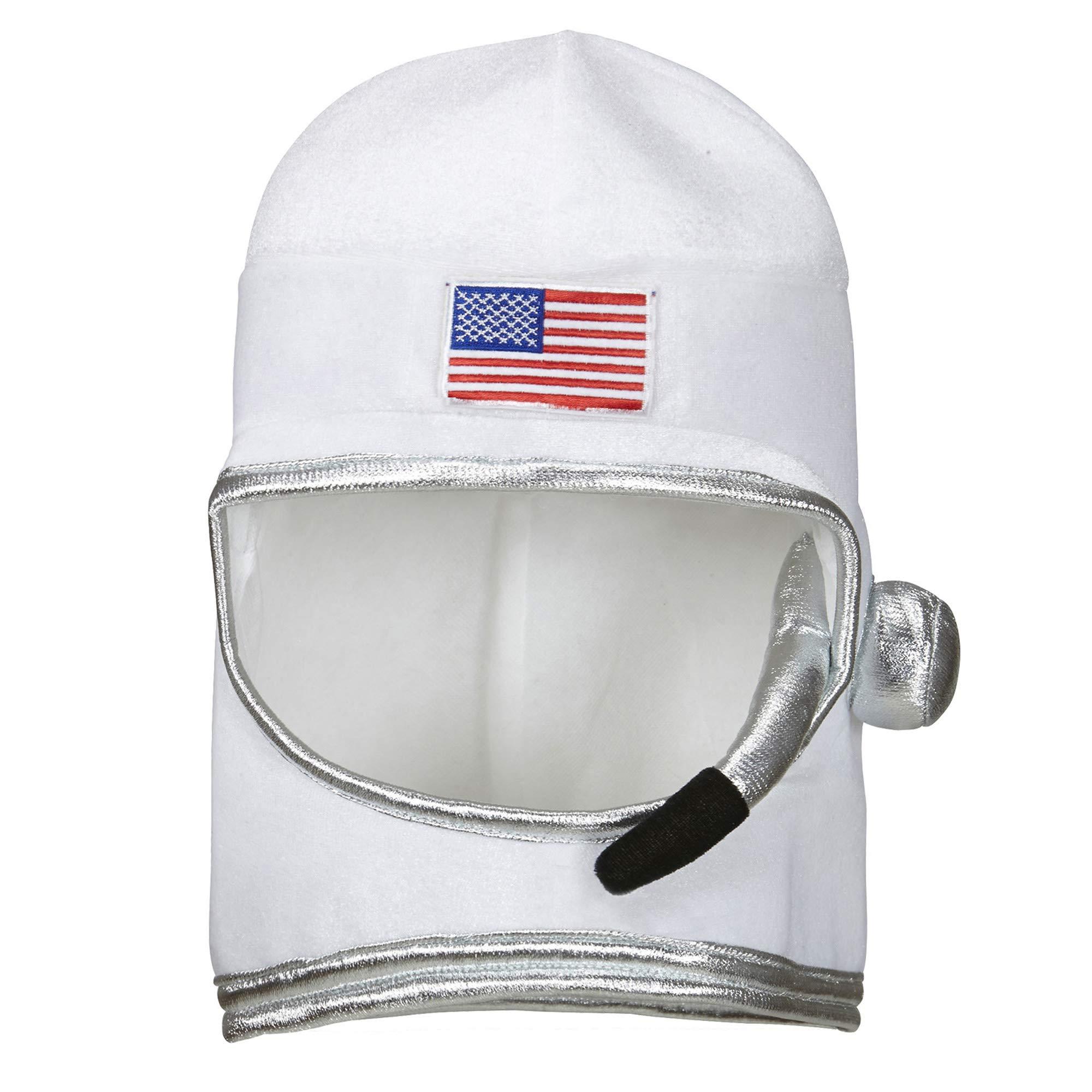 widmann 01116-Astronaut Helmet for Adults-One Size