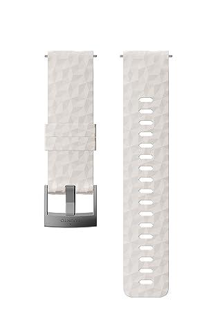 Suunto SS050223000 Correa de sustitución original para todos los relojes Suunto Spartan Sport WRH y Suunto
