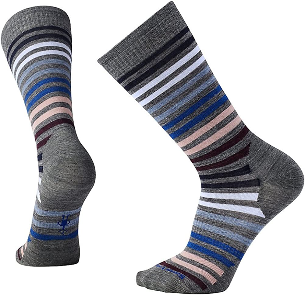 Smartwool Mens Spruce Street Crew Calcetines Hombre