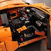 LEGO Technic 42056 - Porsche 911 GT3 RS: Amazon.de: Spielzeug
