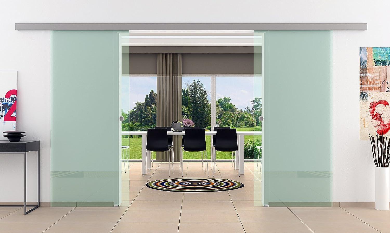 schiebet r glas 2 fl gelig lilashouse. Black Bedroom Furniture Sets. Home Design Ideas
