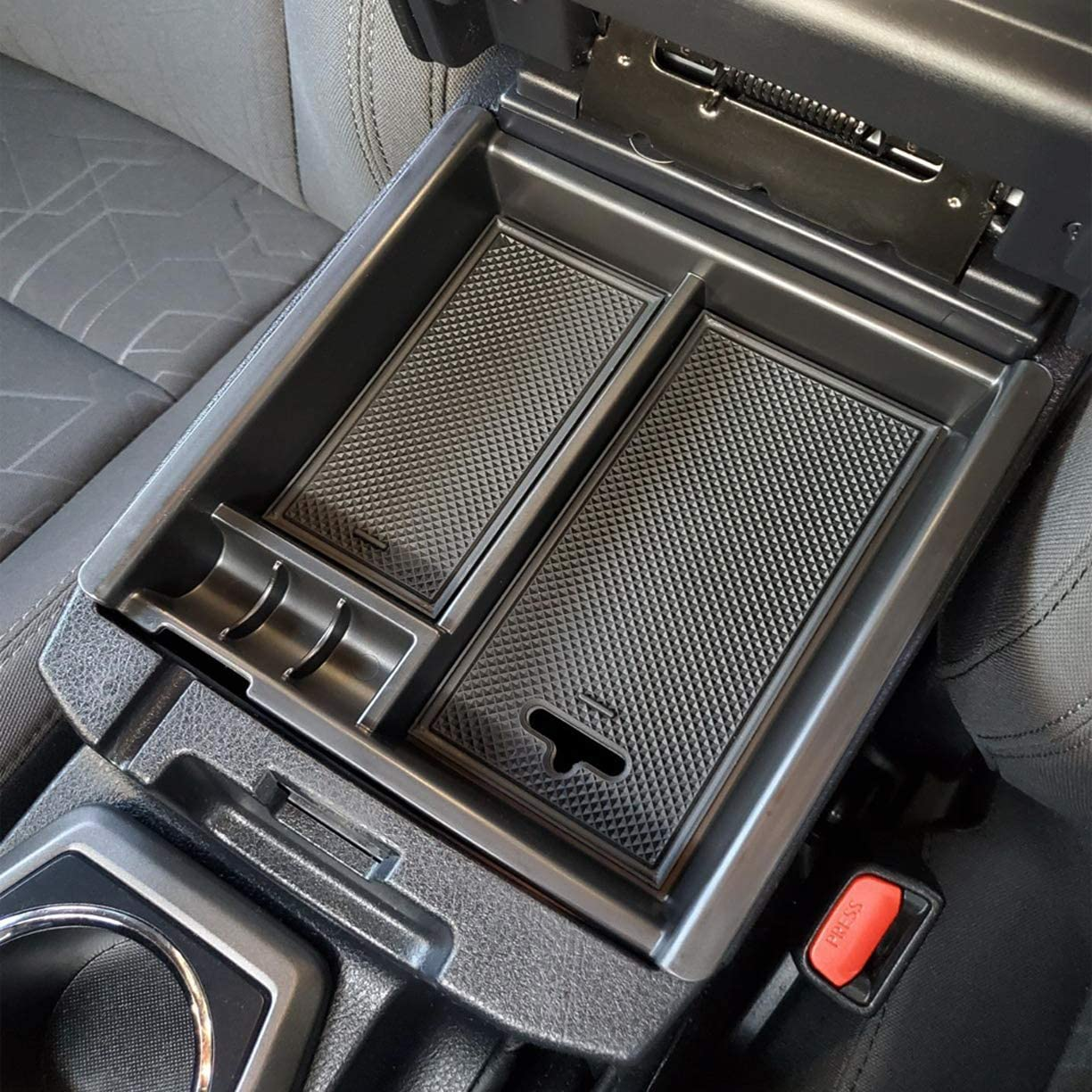 Consoles & Organizers JKCOVER Compatible with Tacoma Glove Box ...