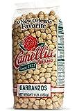Camellia Brand - Garbanzo Beans, Dry Bean (1 Pound Bag)
