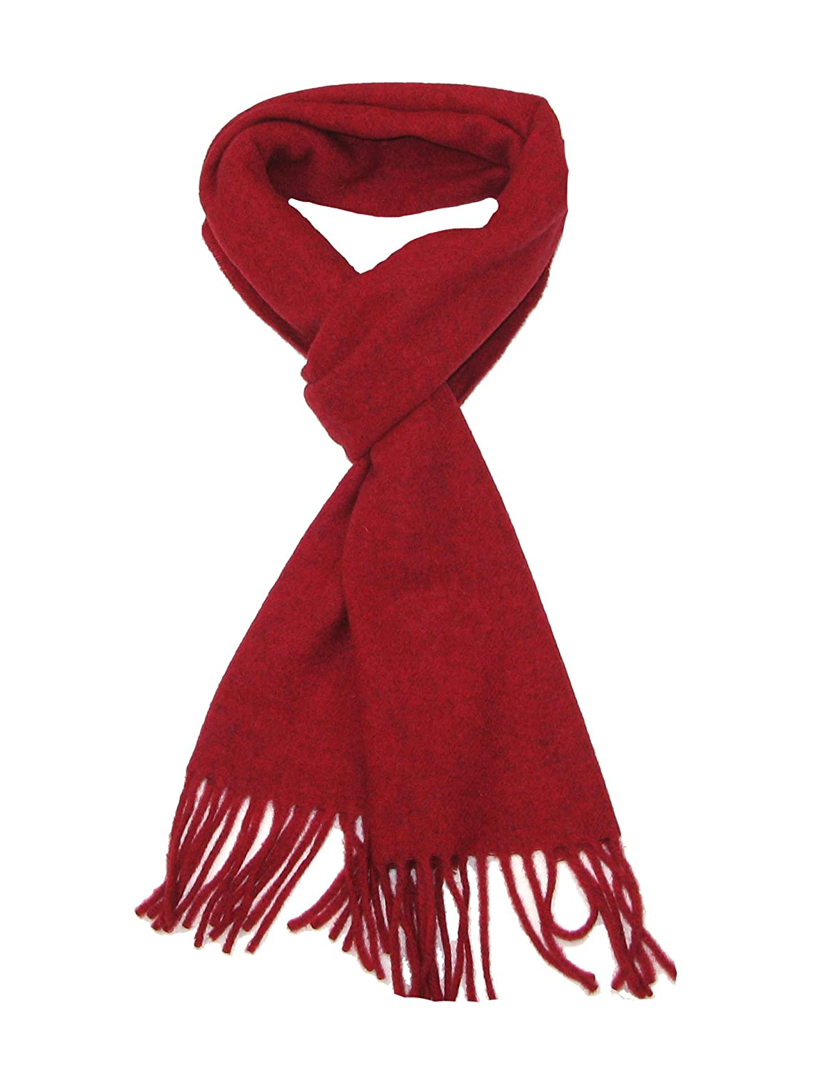 Lovarzi Luxurious Wool Scarf for Men and Women - Winter scarves - Made in Italy