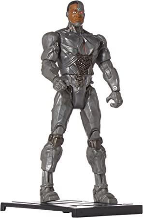 DC Mattel Justice League Cyborg