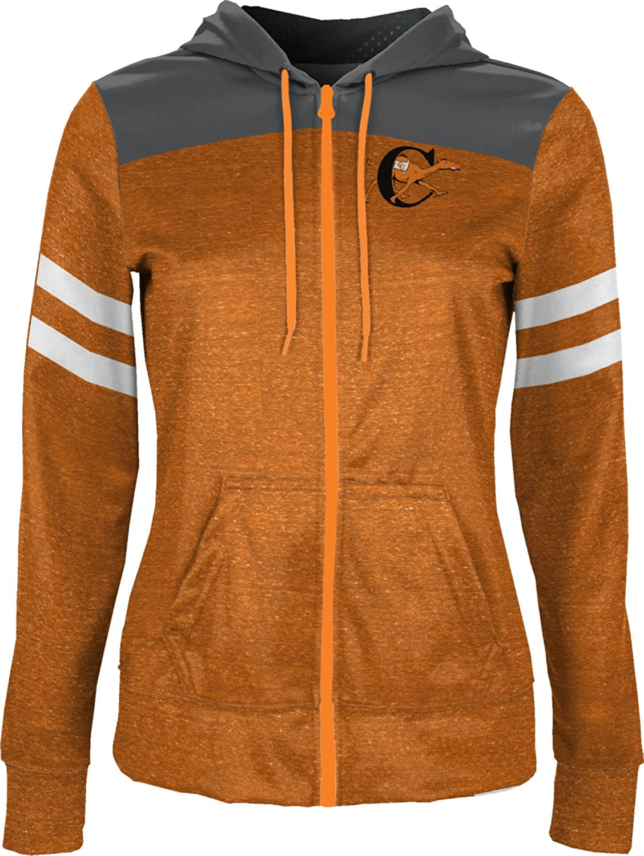 Gameday Campbell University Girls Zipper Hoodie School Spirit Sweatshirt