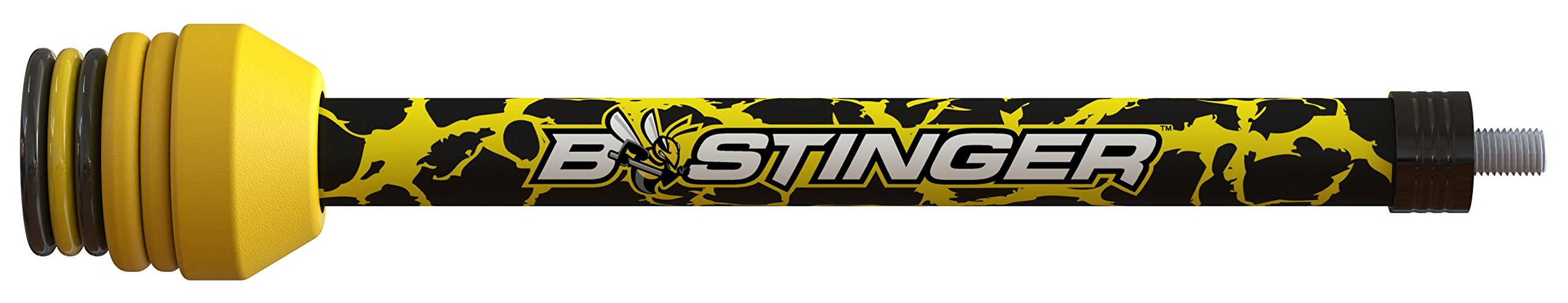 Bee Stinger Sport Hunter Xtreme 6'' SPHXN06YE Stabilizer Yellow, Clear
