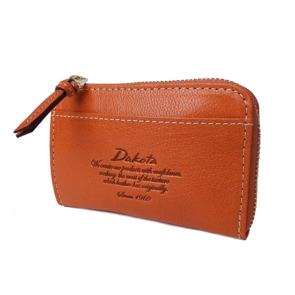 [ダコタ] Dakota 小銭入れ パスケース 定期入れ コインケース 0035090 (0034090) モデルノシリーズ B008UKCLUE オレンジ オレンジ