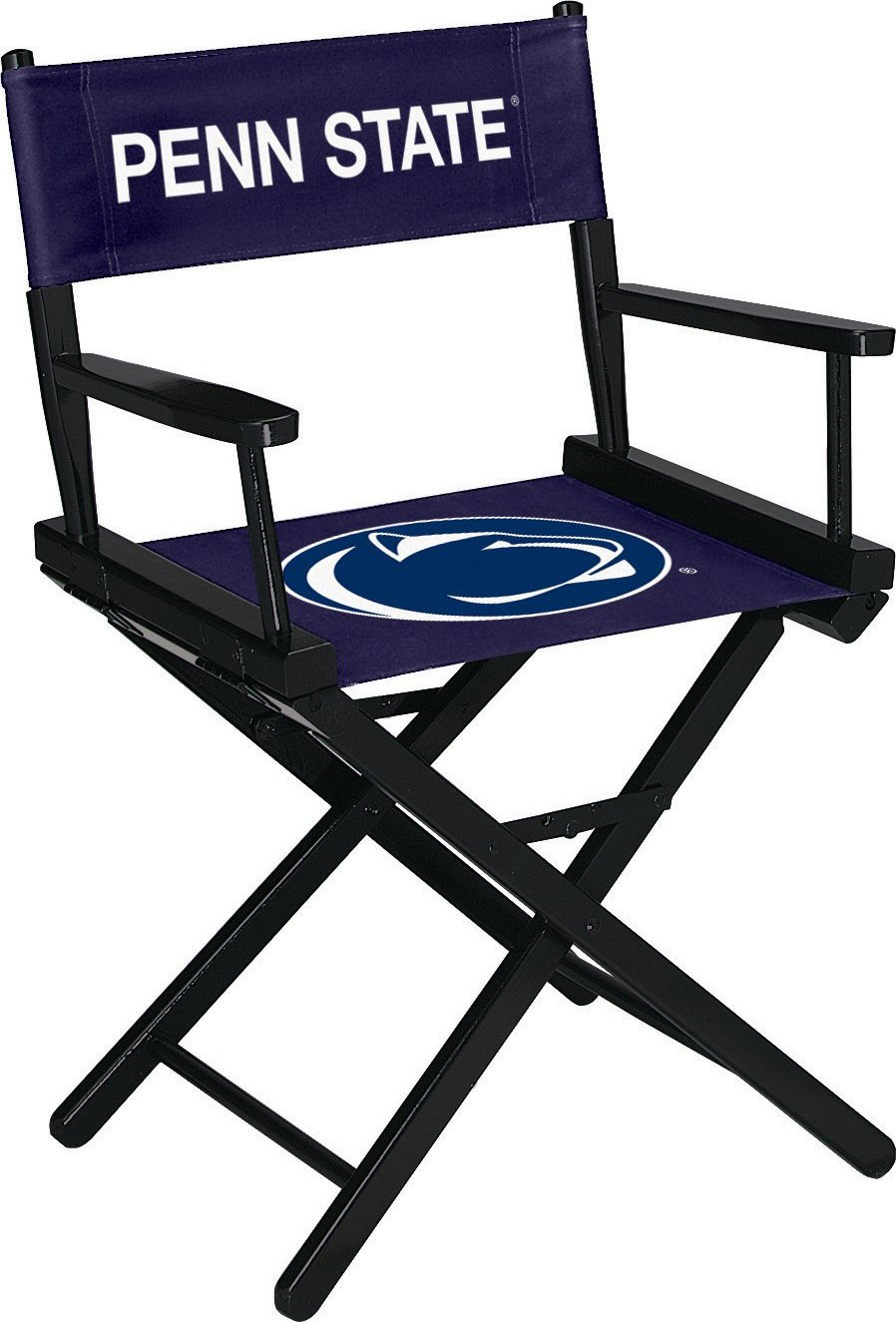 Imperial Officially Licensed NCAA Merchandise: Directors Chair (Short, Table Height), Penn State Nittany Lions