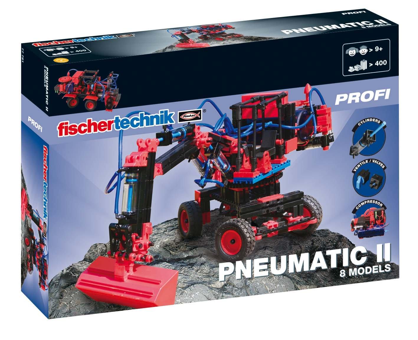 Fischertechnik Fischertechnik Fischertechnik 77791 - Profi Pneumatic II eb1e30
